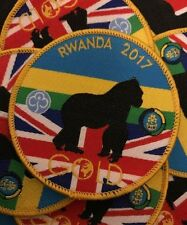 GOLD Rwanda 2017 - Girl Guiding Badges