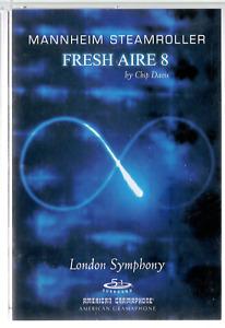 Mannheim Steamroller-Fresh Aire 8 (DVD/CD,2002) Infinity topics, London Symphony