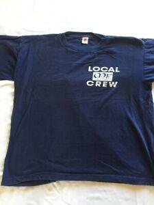 "T-shirt ""Local Crew"" Mylène Farmer - Tournée 1996 XL"
