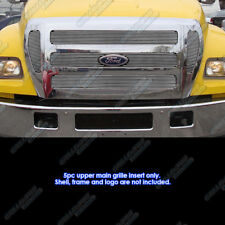 Fits 2004-2015 Ford F-650/F-750 Billet Grille Grill