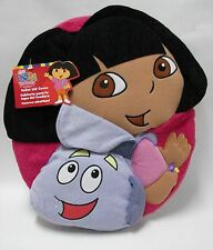 Dora the Explorer and Backpack Toilet Lid Seat Cover ~ New with Tags ~ Washable