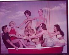 ELVIS PRESLEY BLUE HAWAII 1961 EKTA VINTAGE TRANSPARENCY #2  20x25 cm