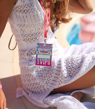 Hen Party Festival Theme VIP Lanyard Favours