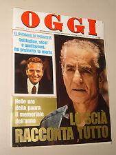 OGGI=1979/50=ALIGHIERO NOSCHESE=PATRICA=CINZIA DE CAROLIS=EVELINA CATTANERO=MOTO