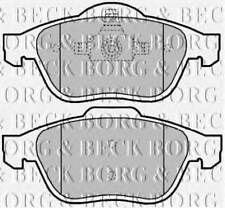 BORG & BECK BBP2016 BRAKE PAD SET FOR DISC BRAKE FRONT AXLE RC569163P OE QUALIT