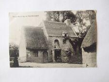 CPA Maison Moyen âge de Tronscorff