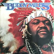 "BUDDY MILES V RARE 1976 GERMAN PROMO CD ""BICENTENNIAL GATHERING OF THE TRIBES"""
