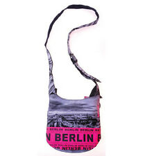 ROBIN RUTH Umhängetasche Berlin NEU/OVP Skyline Fototasche Pink Beutel Tasche
