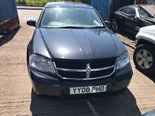 BREAKING 2008  DODGE AVENGER IN BLACK BONNET BOLT