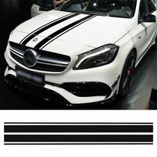 "5D DIY Car Auto Decal Vinyl Graphics stickers Hood Stripe 6"" x50"" for Mustang"