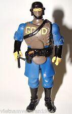"1:18 DC Comics Batman Gotham City GCPD SWAT Team Police Action Figure 3.75"""