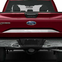 Mid Tailgate Stainless Steel  Molding Trim fits 2018-2020 Ford F-150 Chrome