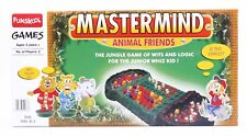 Age 5+ Master Mind-animal Friends Educational Games Players 2 Funskool