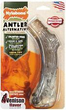Dog Chew Toys Tough Nylon Antler Alternative Long Lasting Splitter Free Bones