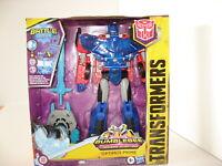 "Transformers Optimus Prime Bumblebee Cyberverse Adventures Battle Call (12"") NEW"