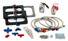 "NOS 02021NOS NOS Pro Shot Fogger 2x4 ""Upgrade Kit"" Cheater Nitrous System - 4..."