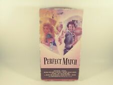 Perfect Match Vhs Tape
