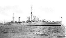 ROYAL NAVY ARETHUSA CLASS LIGHT CRUISER HMS GALATEA