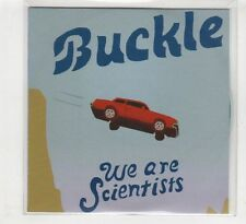 (HD245) Buckle, We Are Scientists - 2016 DJ CD