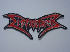 DISMEMBER DEATH METAL EMBROIDERED PATCH