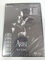 THE ARTIST DVD + EXTRAS MICHEL HAZANAVICIUS JEAN DUJARDIN NEW NUEVO