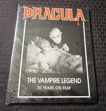 1992 DRACULA The Vampire Legend 70 Years On Film SC SEALED Fantasma