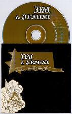 DM & JEMINI Ghetto Pop Life 2003 UK 16-trk promo CD Danger Mouse Pharcyde