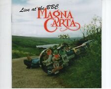 CD MAGNA CARTA	live at the BBC	HOLLAND 1995	EX  (A1749)