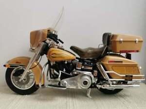 Tamiya 1/6 Motorcycle Series No.40 Harley-Davidson FLH Classic Model Full Ready
