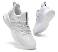 Men's Slip On Tennis Shoes - Athletic Walking Casual Non-Slip Sneakers