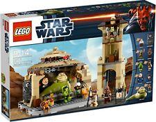 Lego Star Wars 9516-Jabba 's palace/Jabba's palacio-nuevo embalaje original & & Mint
