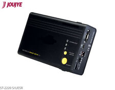 JouJye ST-2220SUESR  2 x 2.5in External RAID Hard Disc Enclosure - USB & eSATA