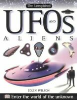 UFO's and Aliens: Enter the world of the unknown (... by Wilson, Colin Paperback