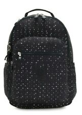 Kipling SEOUL Large Backpack with Laptop Compartment - Tile Print