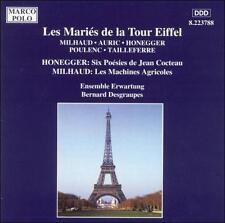 Les Mariés de la Tour Eiffel, New Music