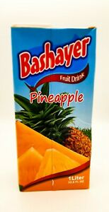 Pineapple juice 1 liter Bashayer