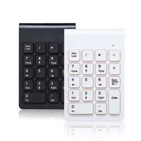 Pad Numeric Keypad 18 Keys Digital Keyboard For Laptop PC Notebook Desktop