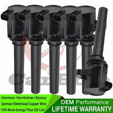Pack of 6 New Ignition Coil for 2002-2007 Ford Mercury Mazda 3.0L V6 DG513 DG500