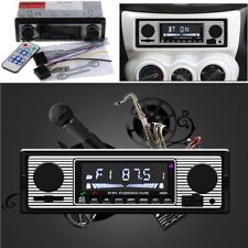 4-Channel In-Dash Car Bluetooth Audio USB/SD/FM/WMA/MP3/WAV Radio Stereo Player
