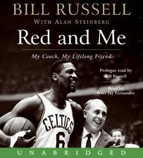 RED AND ME (Red Auerbach) unabridged audio book on CD by BILL RUSSELL