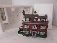 Dept 56 57535 Gads Hill Place Heritage Village Building No Sleeve/With Cord D9