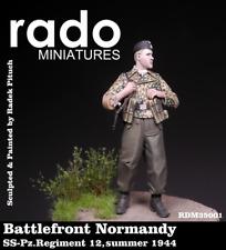 RADO MINIATURES GERMAN SS SCHUTZE 35001