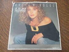 Maxi 45 tours Kylie Minogue - Je ne sais pas pourquoi (Pochette abimé)