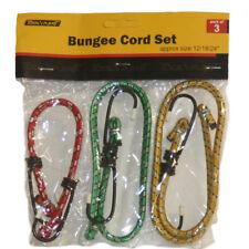 "12mm*24"" octopus sangles élastiques bungee cordes tension corde crochets voiture vélo bagages"