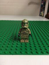 Genuine Lego Minifigure Star Wars - 41st Kashyyyk Clone Trooper