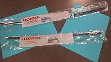 1998-2002 HONDA ACCORD NEW RUBBER WIPER BLADE INSERT SET OEM