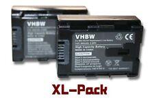 2x BATERIA 800mAh infochip para JVC BN-VG107US,BN-VG108,BN-VG108E