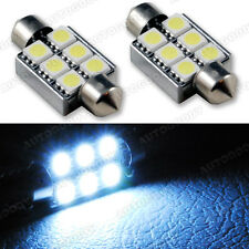 License Plate White LED Light Bulbs 6418 Error Free