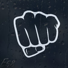 Military Knuckle Fist Army Car Decal Vinyl Sticker For Window Bumper Panel