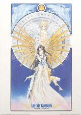 Affiche FUJISHIMA Ah My Goddess 08 50x70
